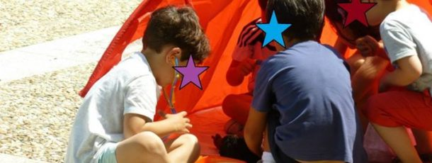 Summer at the Park: Fun in English